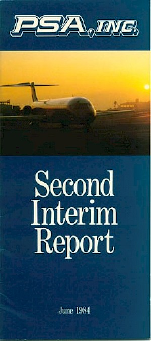 1984 Second Quarter Report