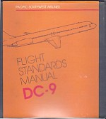 DC-9 Flight Standards Manual.