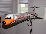 Jon Jamieson's MD-80 model #2