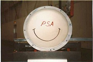 CFM engine hub smile