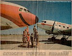 L-1011 delivery and Stewardesses
