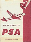 Timetable, 1958-03-22