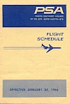 Timetable, 1966-01-24